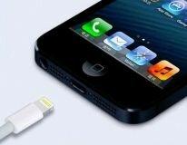 Дата-кабель USB Apple iPhone 5 / iPod Touch 5G / nano 7